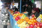 Киевские торгаши забыли о таком понятии, как санитария