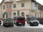 Дерзкое ограбление «Ощадбанка» в Донецке. Фото с места событий