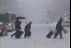 Снежный ад в Одессе. Водители бросали свои машины посреди улиц