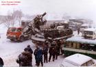 В снежном заторе между Николаевом и Херсоном начали гибнуть люди