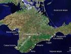Из-за непогоды Крым может уйти под воду