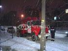 Киев. Не успел хозяин выйти за порог квартиры, как туда пробрался огонь... Фото