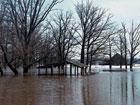 В Закарпатье масштабное наводнение. Уровень воды в реках поднялся на 4 метра