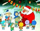 Ученые рассчитали скорость с которой движется Дед Мороз