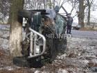 Смертельное ДТП, в котором погиб депутат от БЮТ. Фото с места событий