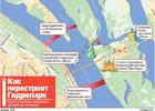 К Евро-2012 Гидропарк превратится в Диснейленд. Фото
