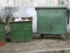В Киеве украли более сотни мусорный контейнеров