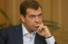 Медведев уже поздравил Ющенко с Новым годом. Издевается, что ли?