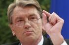 Ющенко на Новый год сбежит из Киева. Подальше от Тимошенко