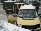 Авария на крымской дороге. Пострадало 5 человек. Фото