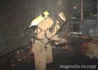 В центре Киева вспыхнул пожар в детском саду. Фото