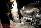 Работники СТО угнали и разбили крутой Porsche Cayenne. Фото