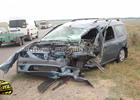 На трассе «Одесса-Мелитополь» повстречались три машины. В результате погиб человек. Фото
