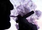 Вчера какой-то курильщик чуть не сжег поезд