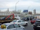 Отбойник пробил насквозь автомобиль. Киевлянин умер на месте. Фото