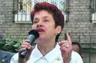 Жену Януковича довели до слез. За нее пришлось заступиться губернатору Ивано-Франковщины