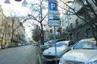 Киевские водители зимой будут парковаться по особым правилам