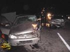В Тернополе из-за неопытного водителя «Форда» разбились два «ВАЗа» и пострадали люди. Фото