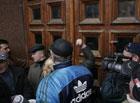 Верховную Раду берут в осаду не только бизнесмены, но и простые киевляне