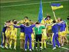 Сборная Украины продолжает падение в рейтинге ФИФА