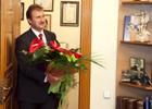 Блаженнейший Митрополит благословил Попова. Фото