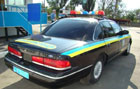 Раритетное, но очень неплохое авто украинской ГАИ. Фото