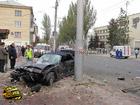 Игрок ФК «Севастополь» на «Бумере» влетел на тротуар и убил беременную женщину и двух ее детей. Фото