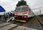 Очередная трагедия на железнодорожном переезде. Поезд протаранил «КамАЗ»