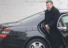 Предприниматели увидели Януковича. Но только на мгновение