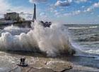 Крым сегодня будет неслабо штормить