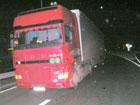 На Ровенщине фура отбросила сбитого пешехода под колеса встречного автомобиля. Фото