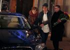 Нестареющая Гурченко привезла в Киев свою картину. Фото