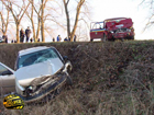 В лобовой аварии на Виннитчине погибли милиционеры. Фото