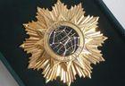 Выдающегося ученого Бориса Патона наградили двенадцатилучевой звездой «Кредо»