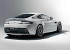 Компания Aston Martin добавила немного аэродинамики спорткару Vantage. Фото