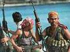 Украинские моряки отбились от пиратов колючей проволокой