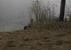 На Херсонщине утонула баржа с трактором