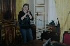 Фото украинской медсестры диктатора Муаммара Каддафи