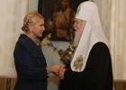 Трепещи, регионал. Филарет благословил Тимошенко. Фото
