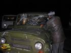 Водитель «Жигулей» наскочил на «Уазик». И погиб на месте. Фото