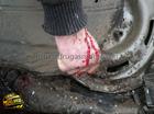В ужасной аварии на Николаевщине погиб сын директора сырзавода «Славия». Фото