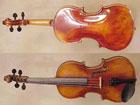 В Лондонской закусочной умудрились украсть скрипку Страдивари, которая стоит 2 миллиона долларов. Фото