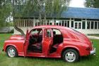 В Житомире самодельная «Победа» продается по цене новой иномарки. Фото