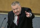 Жириновский, вспоминая детство: Подбегает мужик – и раз, мне между ног притронулся и убежал. Все