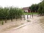 Наводнение на Закарпатье пошло на спад