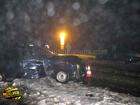 Неудачное столкновение «Дэу» и «Ауди» на Луганщине. Пострадали 6 человек. Фото