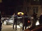 Трое неизвестных застрелили киевского таксиста. Фото