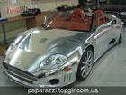 В Украине засветился второй по счету уникальный суперкар Spyker. Фото