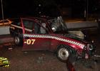 В Керчи два таксиста устроили побоище, тем самым чуть не отправив на тот свет своих клиентов. Фото