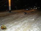 На Николаевщине неизвестный лихач разорвал пешехода. В буквальном смысле слова. Фото